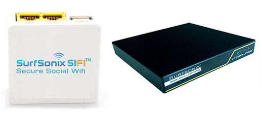 SiFi-SurfSpot-Gateways